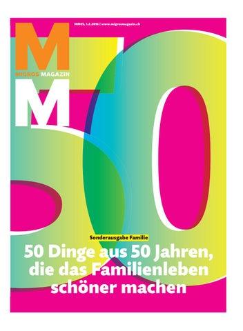 Migros Magazin Sonderausgabe Familie By Dorisoberneder Issuu