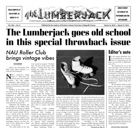 e3316ce333e6b9 The Lumberjack -- March 14