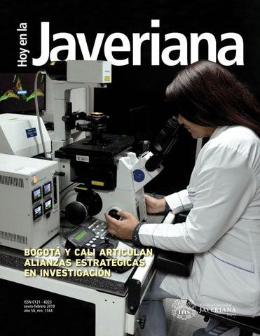 22a745b6aa Edición No. 1344 Hoy en la Javeriana, enero- febrero 2019 by ...