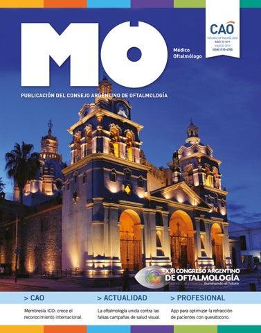 84f84b4675 Revista MO 2019.01 - Marzo 2019 by Consejo Argentino de Oftalmología ...