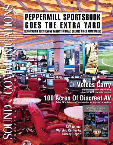 Sound & Communications March 2019, Vol 65 No 3 by Sound