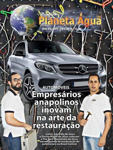 da03c3c69037 Conheça a arte dos empresários anapolinos experts na restauração de  automóveis