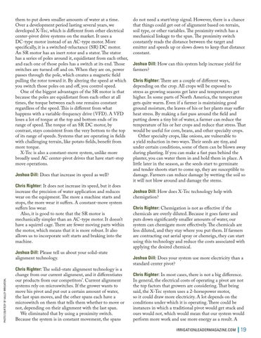 Page 19 of  Increasing Yield with Valley's X-Tec Drive System