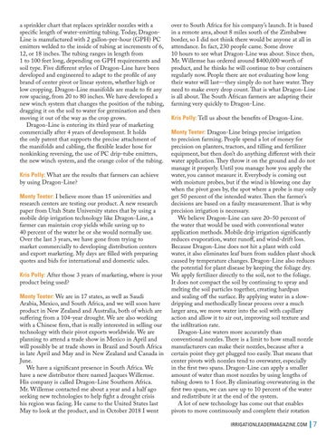 Page 7 of  Mobile Drip Irrigation: An Interview With Monty Teeter