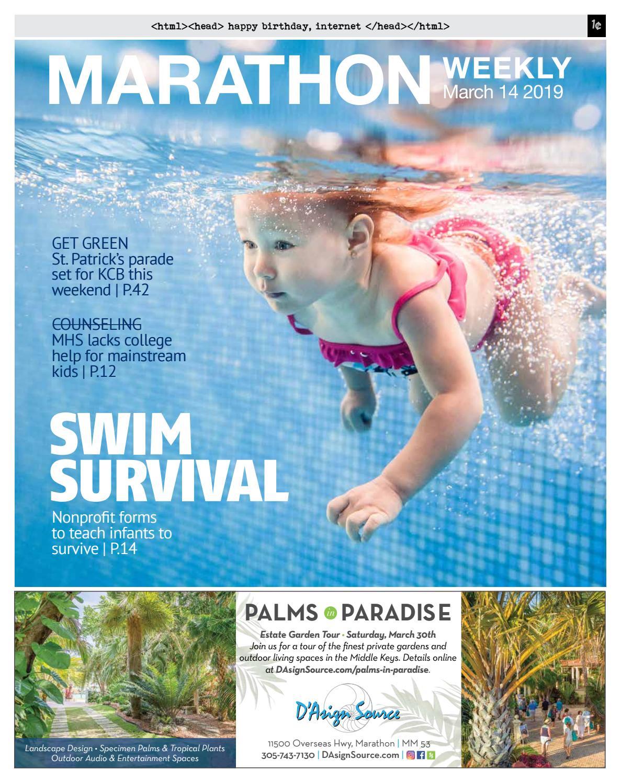 foto de Marathon Weekly – 3/14/19 by Keys Weekly Newspapers - issuu