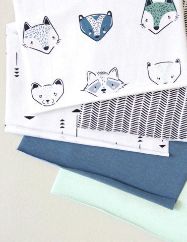 Page 5 of Pine Lullaby Knit Fabrics and solids