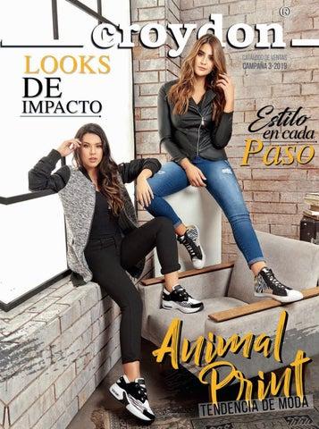 2ac40d5b6 Campaña 3 - Catálogo Moda 2019 by Croydon Colombia S.A. - issuu
