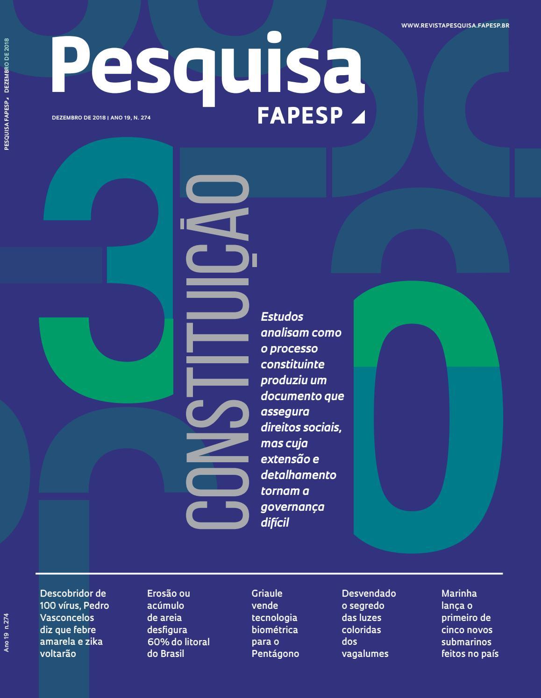 7da6fe8fd Constituição by Pesquisa Fapesp - issuu