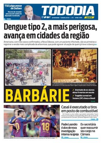 a362ebd8fc62d Jornal TodoDia - Edição 14/03 by Jornal TodoDia - issuu