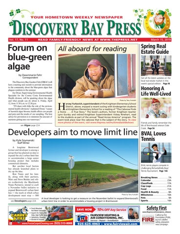 83b94e13fb1c6 Discovery Bay Press 3.15.19 by Brentwood Press   Publishing - issuu