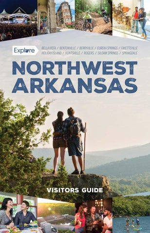 2019 Northwest Arkansas Visitors Guide by Vantage Point