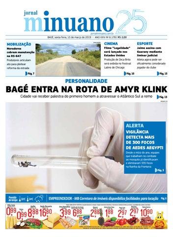 2b9952989 20190315 by Jornal Minuano - issuu