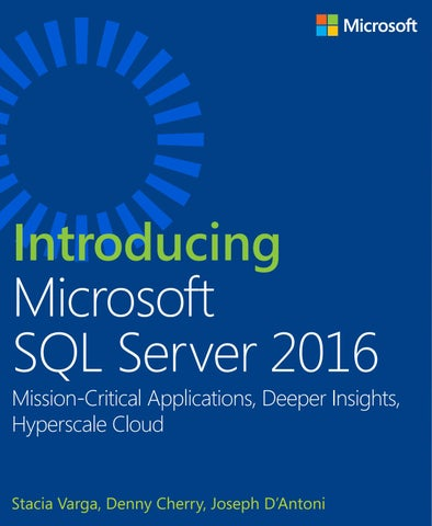 Sql Server 2016 Básico by Carlos Santana - issuu