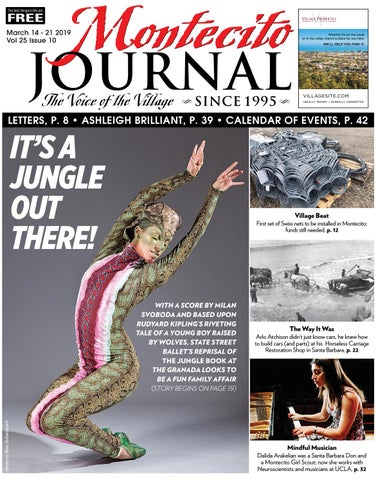 57e0370991f It s A Jungle Out There by Montecito Journal - issuu