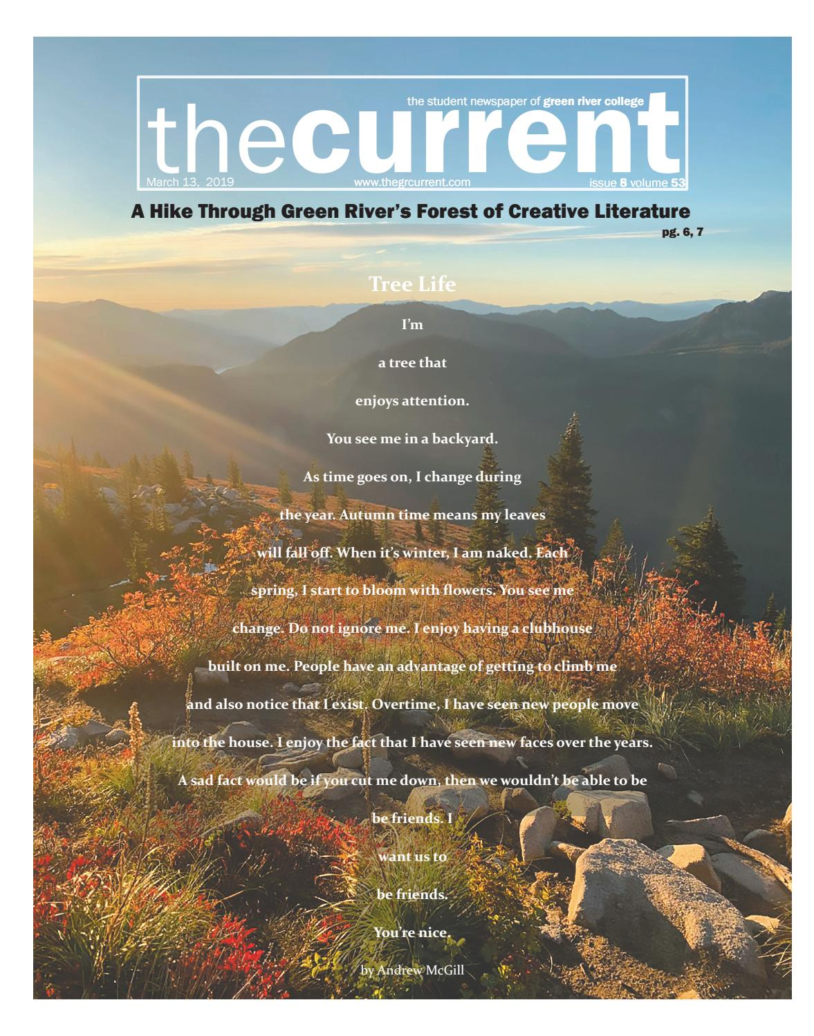 Issue 8 Volume 53 by The Current - issuu