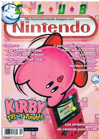 266d81c3e9347 Club Nintendo Año 10   4 by Akward Studios - issuu