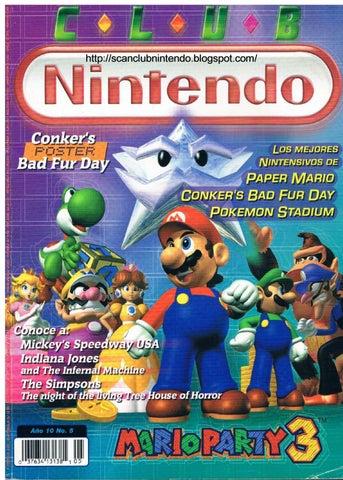 Club Nintendo Año 10 5 By Akward Studios Issuu