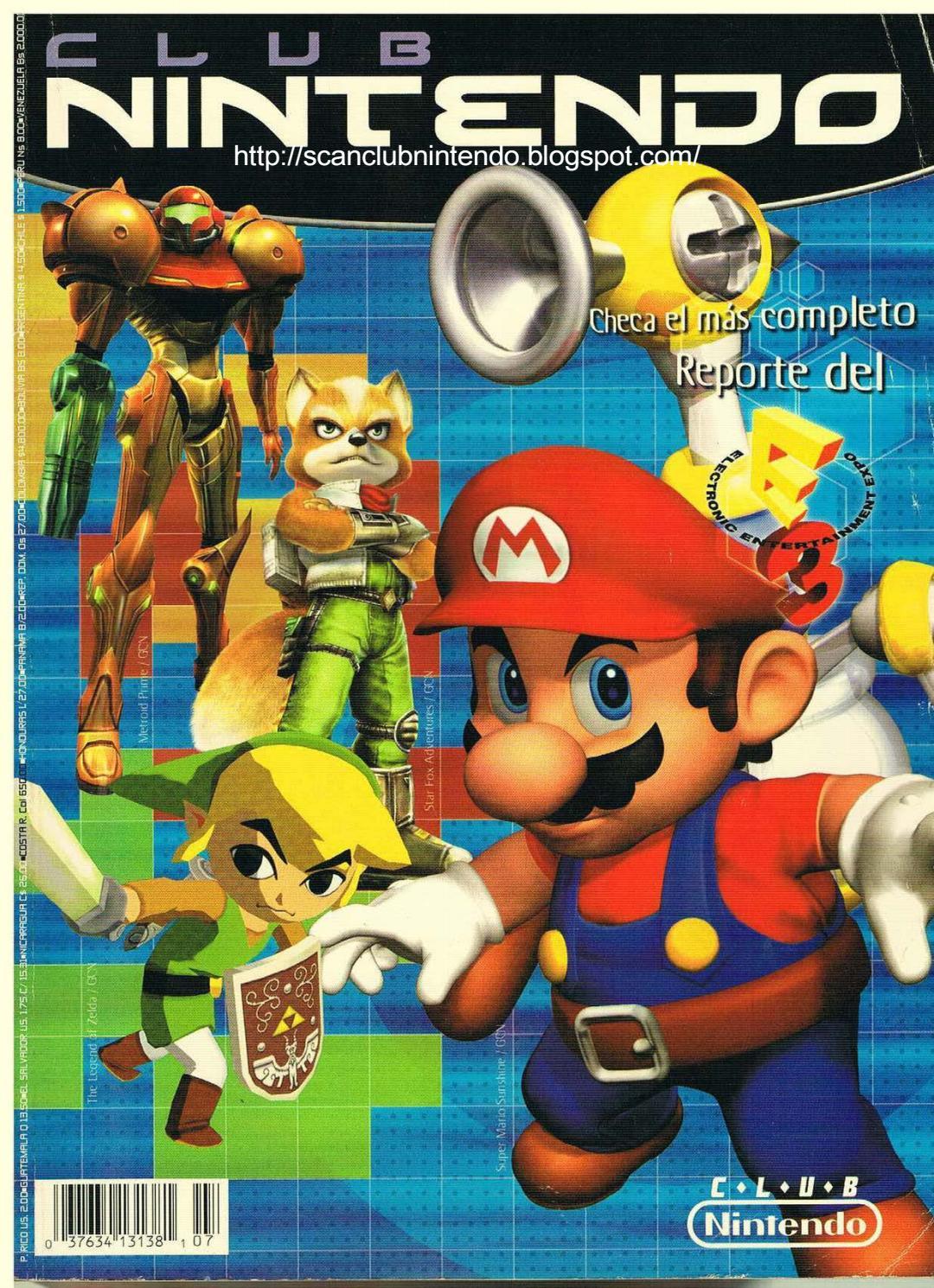 Club Nintendo Año 11 # 7 by Akward Studios - issuu