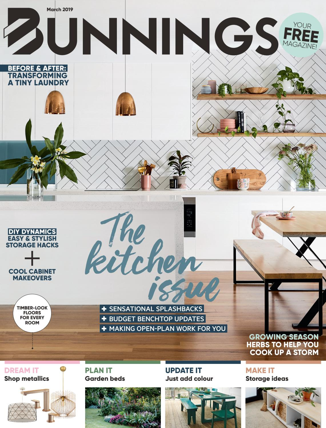 Bunnings Magazine March 2019 By Bunnings Issuu