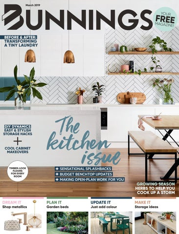 Excellent Bunnings Magazine March 2019 By Bunnings Issuu Download Free Architecture Designs Photstoregrimeyleaguecom