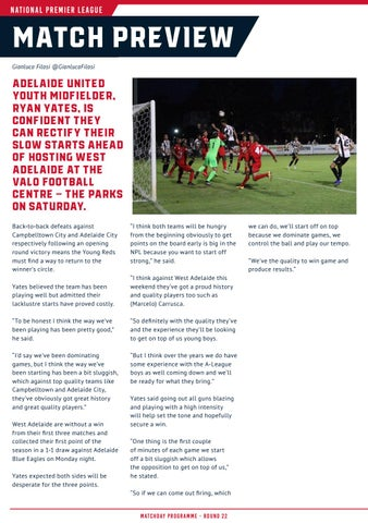 Page 4 of Hyundai A-League 2018/19 Round 22 Preview - #ADLvPER