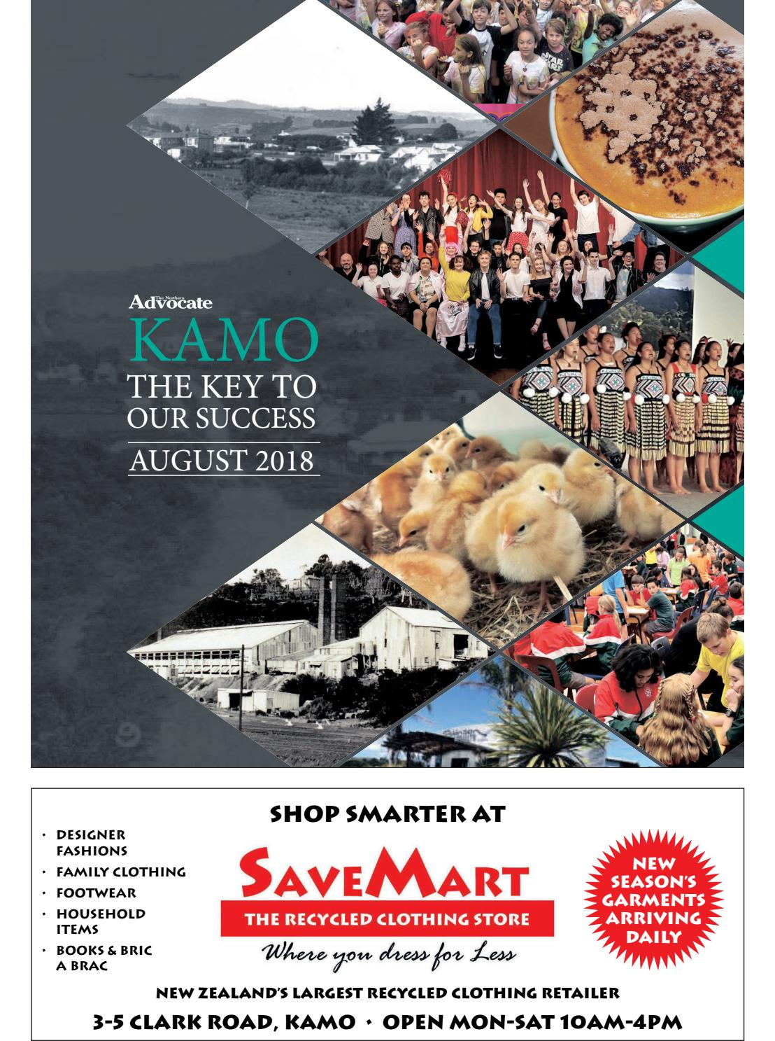 Kamo - The Key to our Success - August 2018 by Northern
