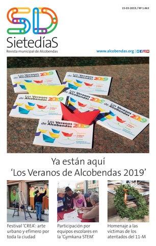 2ae1ac1557b Sietedías Nº1463 by Ayuntamiento de la Ciudad de Alcobendas - issuu