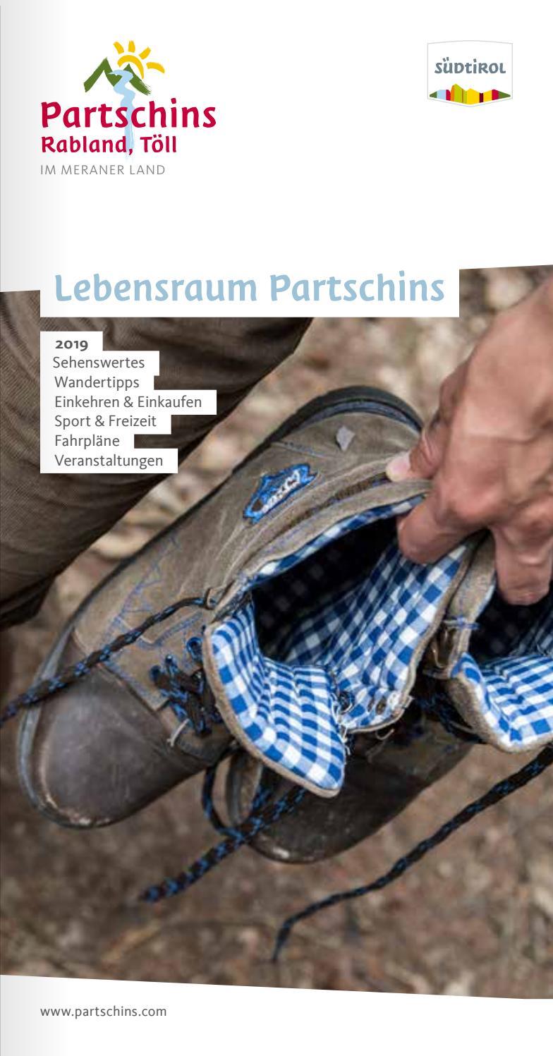Lebensraum Partschins 2019 By Tourismusverein Partschins Issuu