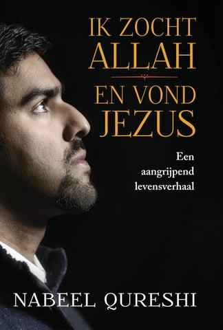 Citaten Jezus : Ik zocht allah en vond jezus nabeel qureshi. isbn 9789043531313 by