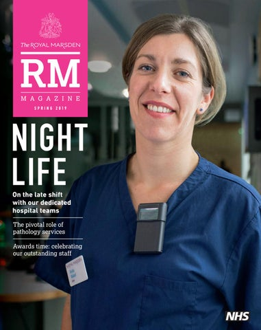RM Magazine Spring 2019 by The Royal Marsden - issuu