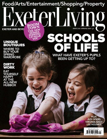 Exeter Living Issue 242 By Mediaclash Issuu