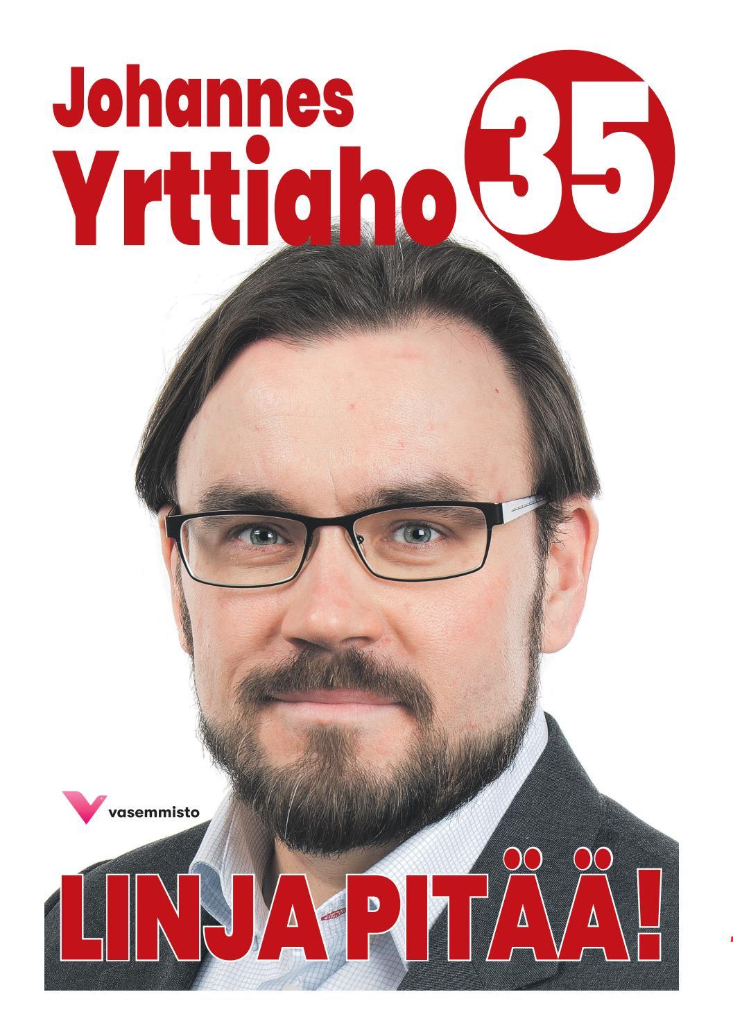 Johannes Yrttiaho