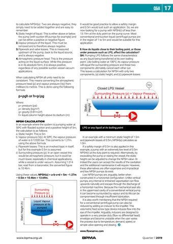 Page 17 of Make NPSH add up to reduce cavitation