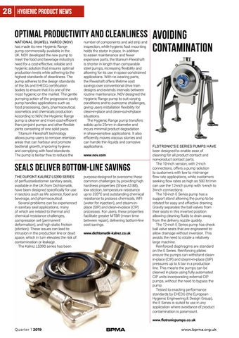 Page 28 of Hygienic product news