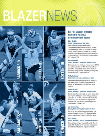 Page 38 of Blazer News