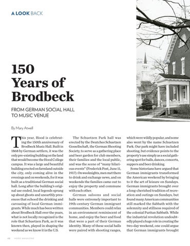 Page 46 of A Look Back | 150 Years of Brodbeck