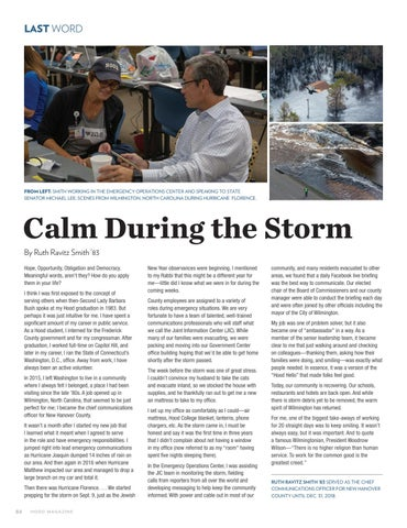 Page 66 of The Last Word | Calm During the Storm