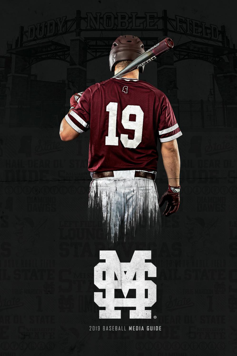 a226d883173c 2019 Mississippi State Baseball Media Guide by Mississippi State University  Athletics - issuu