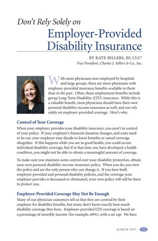 Page 21 of Don't Rely Solely on Employer-Provided Disability Insurance