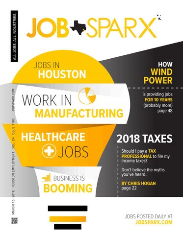 JobSparx Magazine - March 15, 2019 by JobSparx - issuu