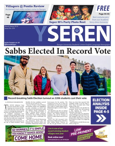 Seren - 276 - 2018/19 - March Issue by Seren - issuu