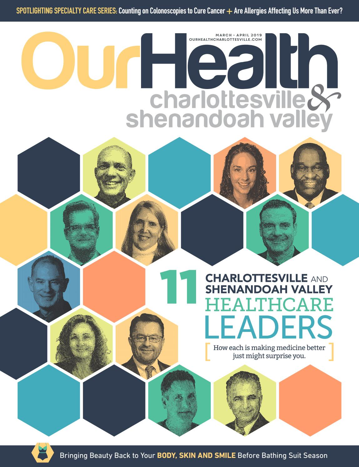 OurHealth Charlottesville and Shenandoah Valley March/April