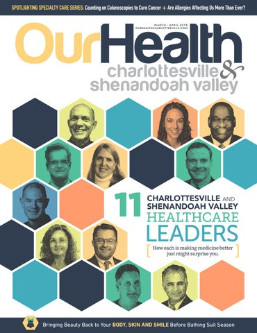 OurHealth Charlottesville and Shenandoah Valley March/April 2019 by