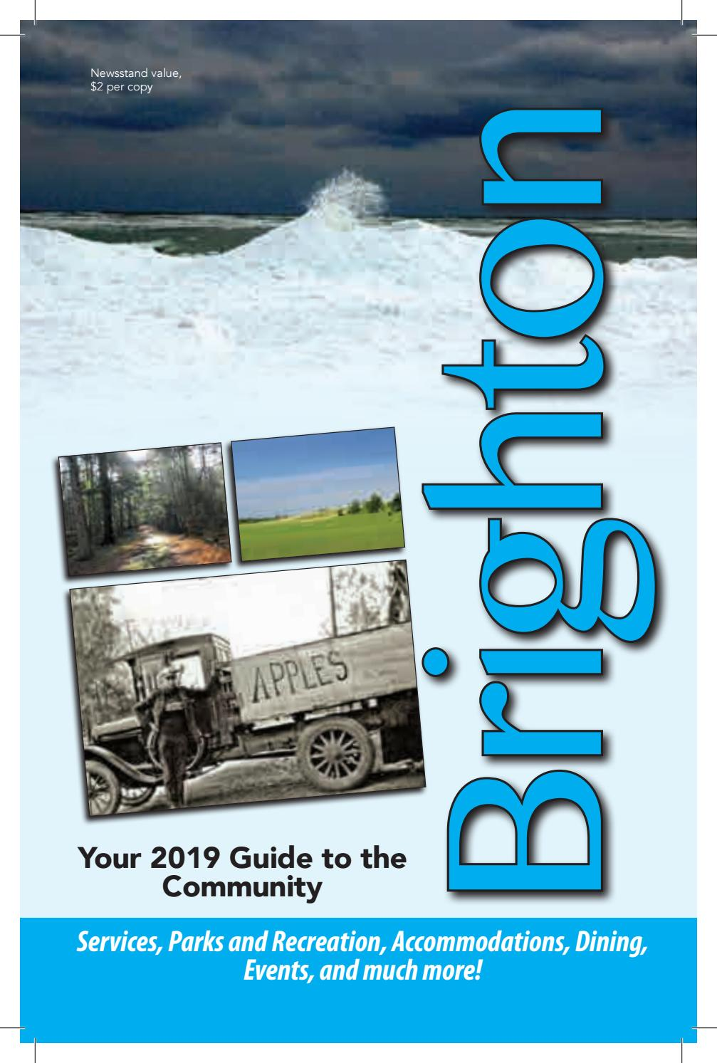 Brighton Community Guide 2019 By Metroland East Brighton