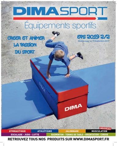 cd9a647f4c *Grand Sac Dima Bleu - Offre valable jusqu'au 15/07/19 pour toute commande  passée sur le site internet www.dimasport.fr (Attention cette offre ne  s'applique ...