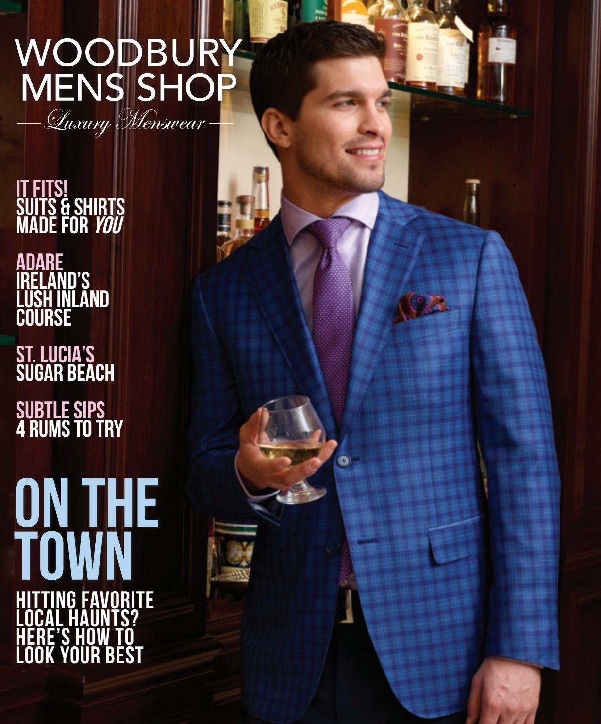 05a4eea788f0f Woodbury Men's Shop: Spring/Summer 2019 by Wainscot Media - issuu