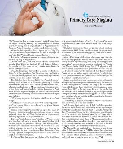 Page 105 of Primary Care Niagara