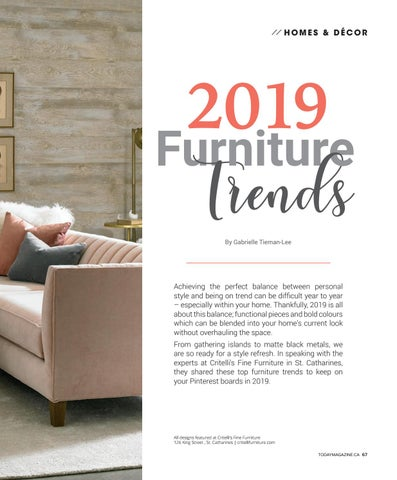 Page 67 of 2019 Furniture Trends