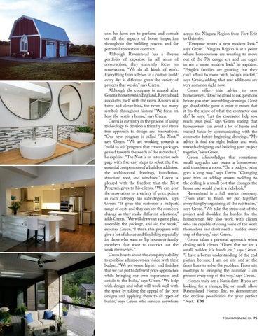 Page 75 of Ravenshead Homes: Renovating Niagara one house at a time