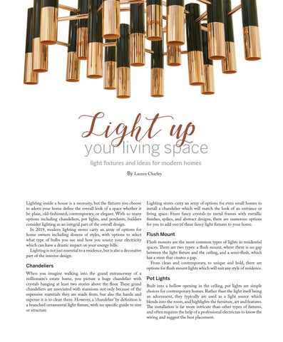 Page 78 of Light Up Your Living Space